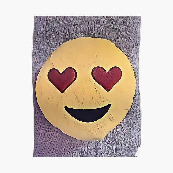 Herzaugen bedeutung mit smiley Emoji