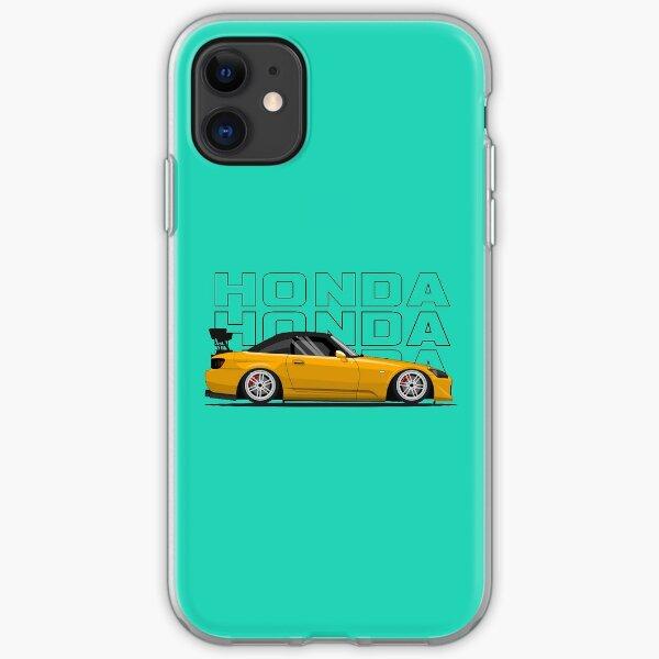 HONDA S2000 STATIC  iPhone Soft Case