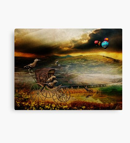 What Do You Fear? Canvas Print