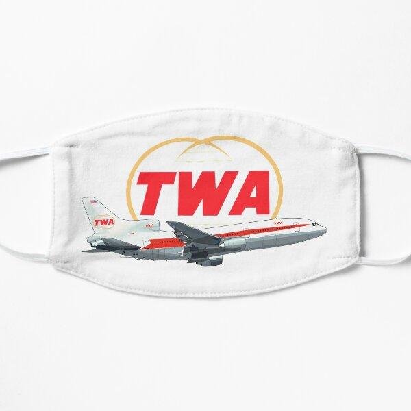 TWA Tristar  Lockheed  Flat Mask