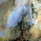 Blue over my essence by Haydee  Yordan