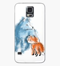 A chance meeting Case/Skin for Samsung Galaxy