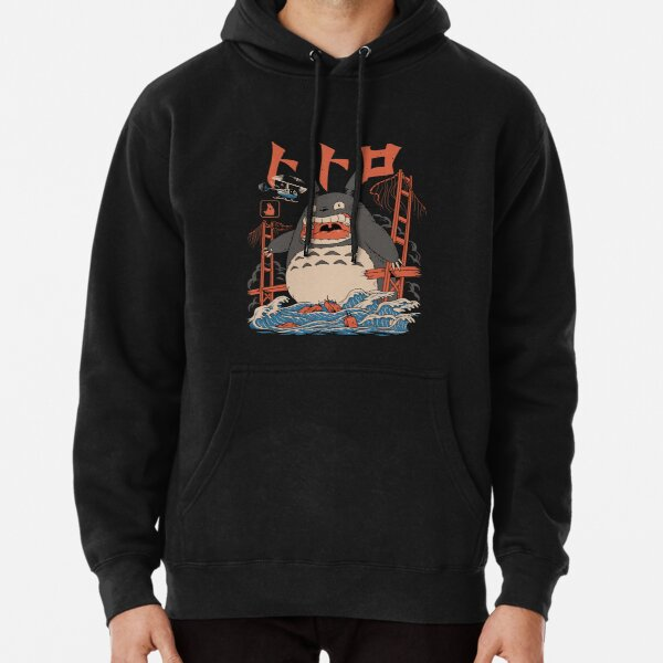 The Neighbor's Attack Pullover Hoodie