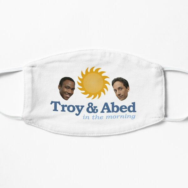 Troy & Abed In The Morning Mask