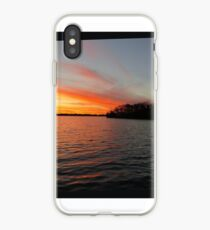 Rocket Powered Island iPhone Case