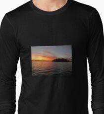 Rocket Powered Island Long Sleeve T-Shirt