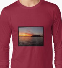 Rocket Powered Island Long Sleeve T-Shirt