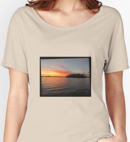 Rocket Powered Island Women's Relaxed Fit T-Shirt