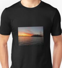 Rocket Powered Island Unisex T-Shirt
