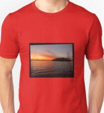 Rocket Powered Island Unisex T-Shirt