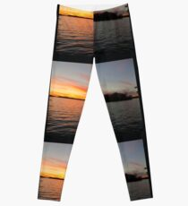 Rocket Powered Island Leggings