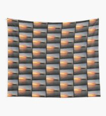 Rocket Powered Island Wall Tapestry
