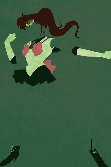Sailor Jupiter by jehuty23