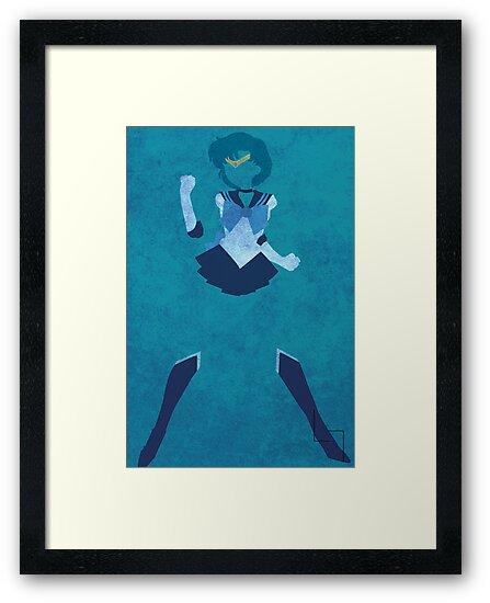 Sailor Mercury by jehuty23