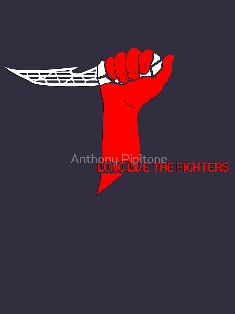 Long Live the Fighters | Women's T-Shirt