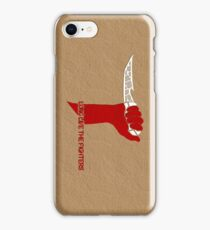 Long Live the Fighters iPhone Case/Skin