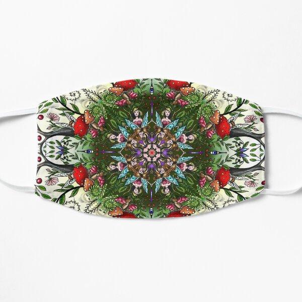 Fairy Art Mandala Flat Mask