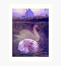 Fionnula Returns To Allihies Art Print