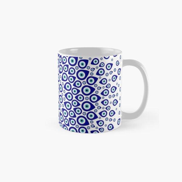 Nazar - Turkish Eye Circular Ornament #1 Classic Mug