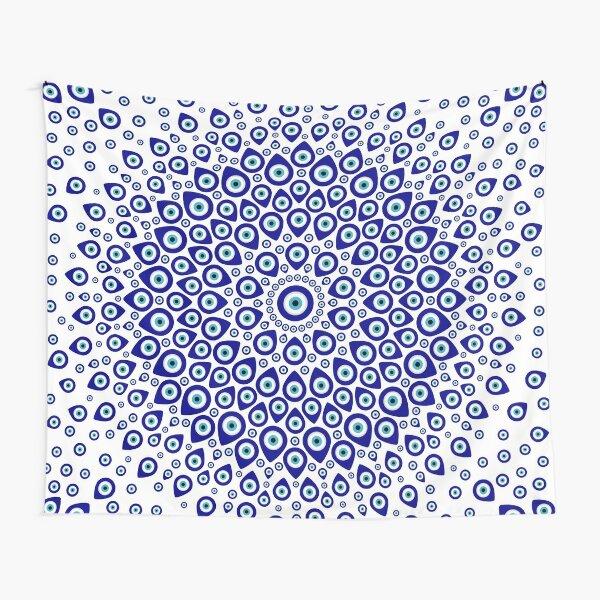 Nazar - Ornamento Circular Ojo Turco # 1 Tela decorativa