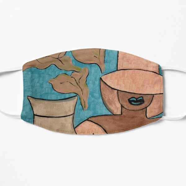 Pretty in Plants Series A2 Mask