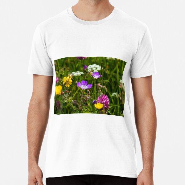 Wild flowers Premium T-Shirt