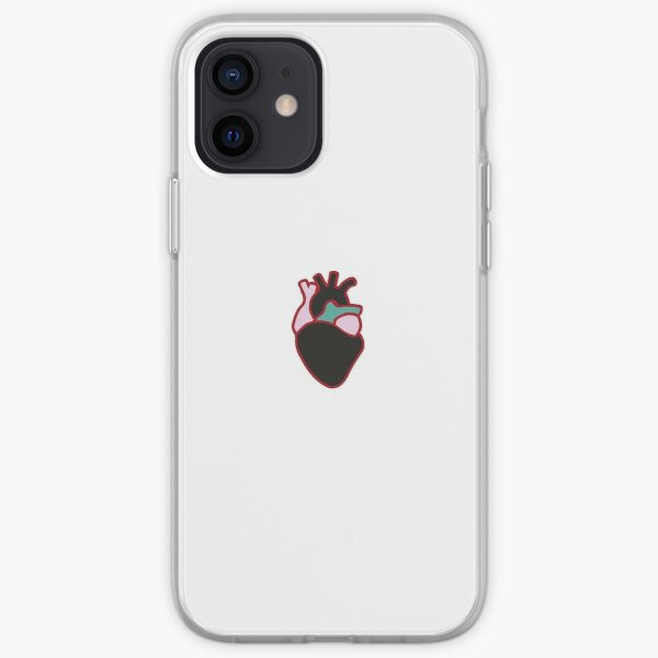 Coeur PNL Coque souple iPhone