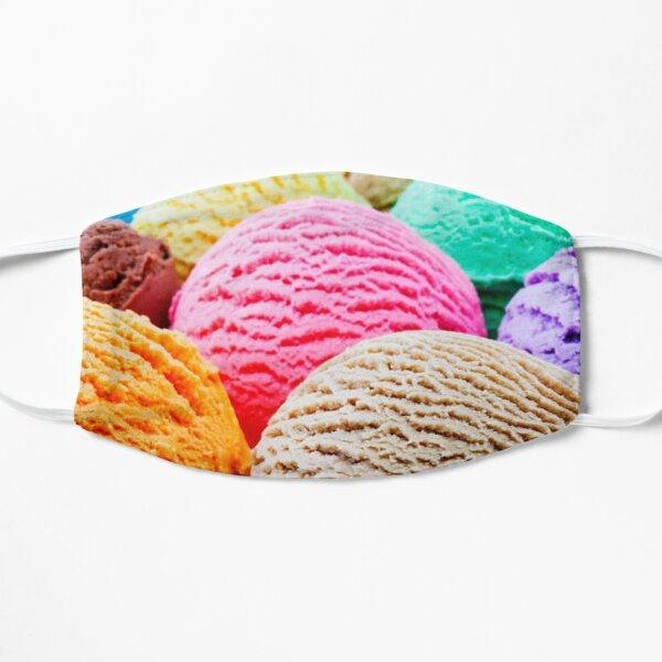 Tasty Colorful Ice Cream Mask