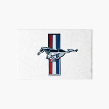 Ford Mustang logo Art Board Print