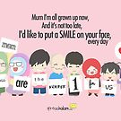 Mum You're The Number One for Me by SpreadSaIam