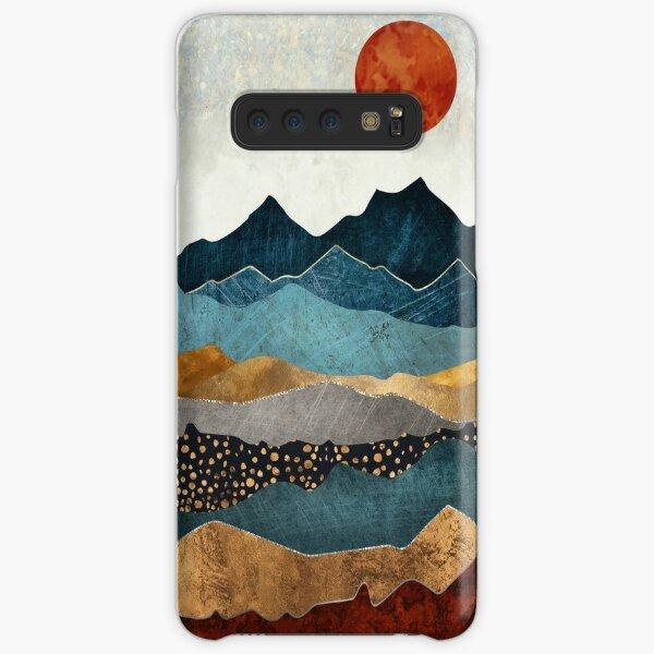 Amber Dusk Samsung Galaxy Snap Case