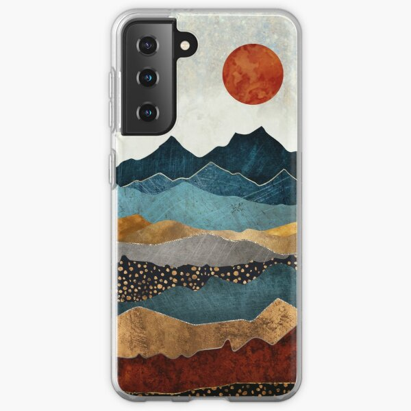 Amber Dusk Samsung Galaxy Soft Case