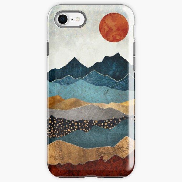 Amber Dusk iPhone Tough Case