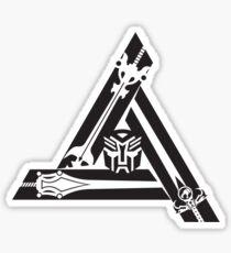 80's Best Sticker