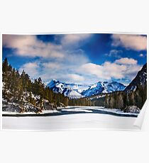Rocky Mountains 1 Poster