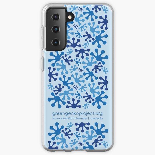 Bright Blue Sky Samsung Galaxy Soft Case