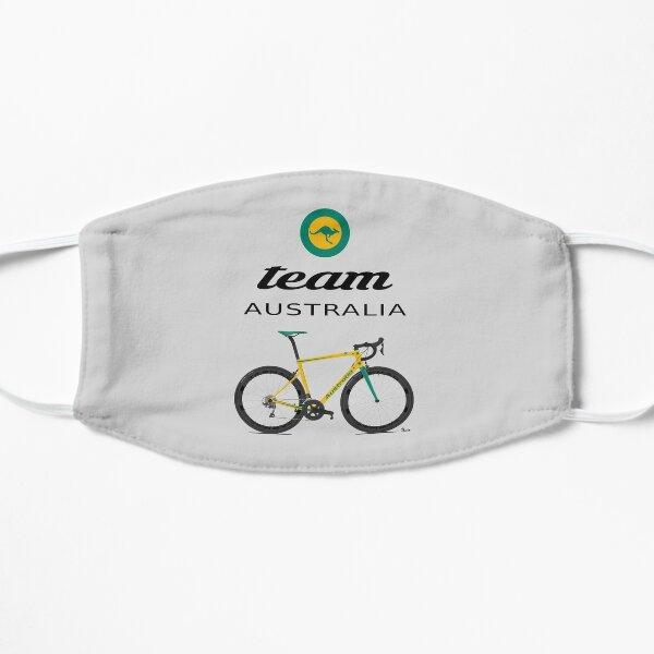 Vélo de route #Australie Masque sans plis