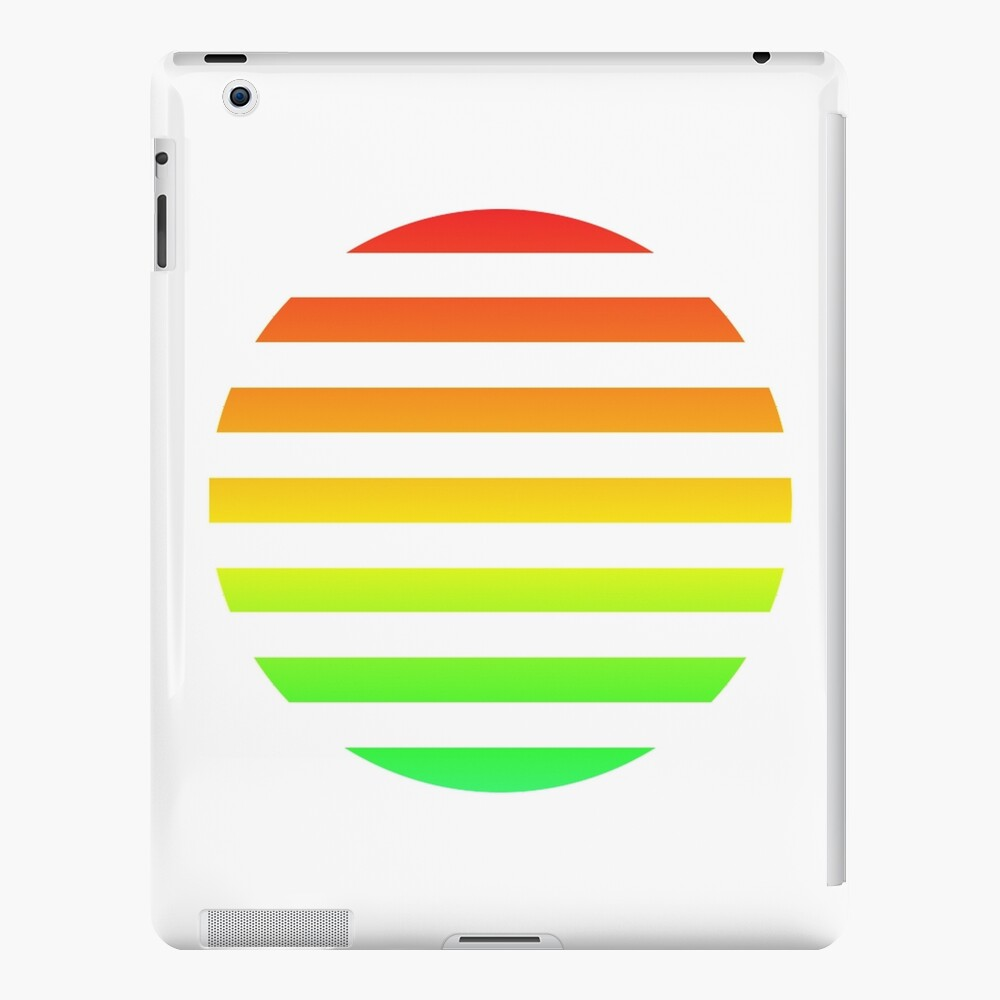 Blind Sunset Funda y vinilo para iPad