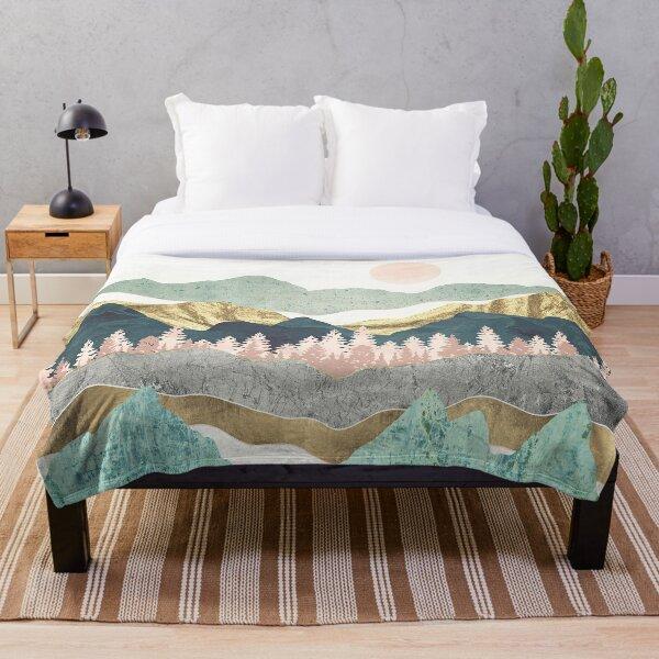 Summer Vista Throw Blanket