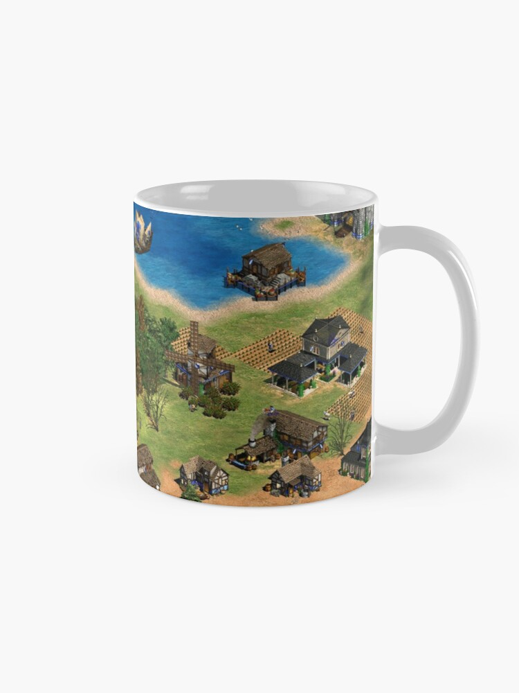 Alternate view of Age of Empires Classic Battle Cup Mug