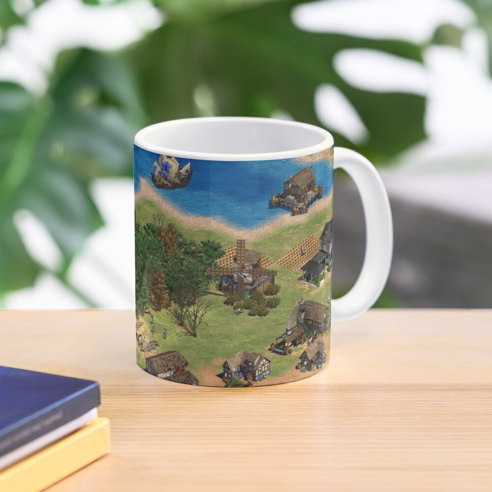 Age of Empires Classic Battle Cup Mug