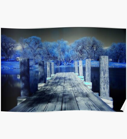 Infrared Dock Poster