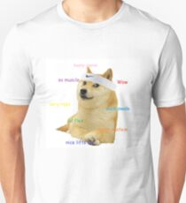 Gym Doge Unisex T-Shirt