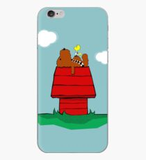 Snoobacca and Hanstock iPhone Case