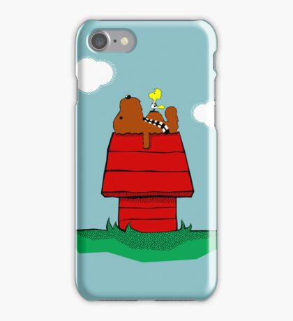 Snoobacca and Hanstock iPhone Case/Skin