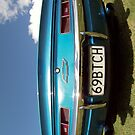 69BTCH Chevrolet Classic Car Case  by Stone Bandana