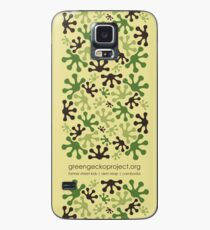 Green Mango Camo Case/Skin for Samsung Galaxy
