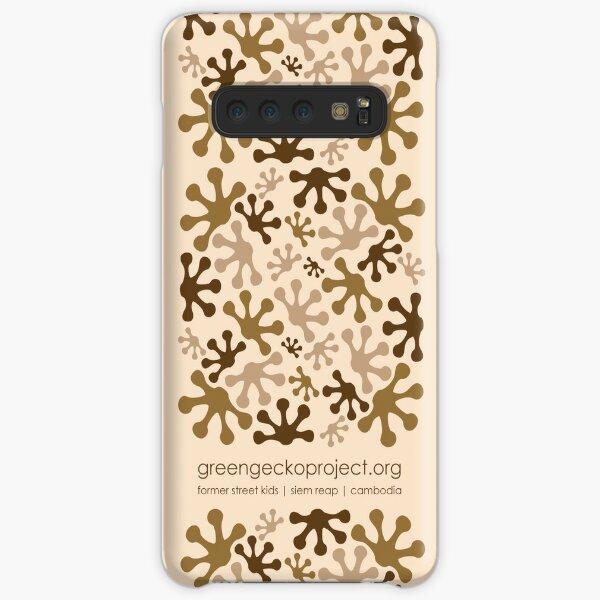Moo Cow Brown Samsung Galaxy Snap Case