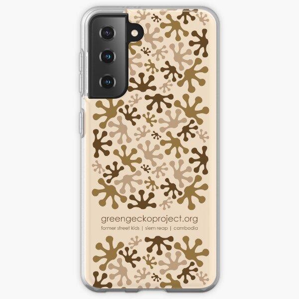 Moo Cow Brown Samsung Galaxy Soft Case