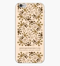 Moo Cow Brown iPhone Case